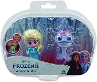 Frozen 2 Whisper and Glow Double Blister, Assorted Characters
