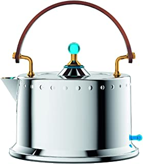 Bodum 12019-16US Ottoni Electric Water Kettle, 34 Oz, Stainless Steel