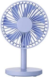 SHANGRUIYUAN-Mini Fan Desktop Mini USB Multifunction Fan USB Air Cooling Fan for Home/Office Student Dormitory Gadget (Color : Purple)