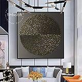 KWzEQ Imprimir en Lienzo Resumen Mural Arte de la Pared Imagen Obra de Arte onhome decoración Sala de estar60x60cmPintura sin Marco