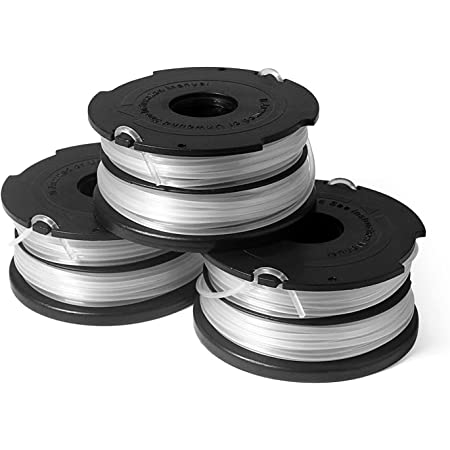 4 Pack Thten 90517175 Replacement String Trimmer Spools for Black ...