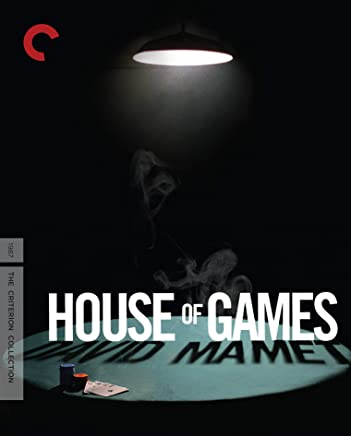 House of Games (The Criterion Collection) [Blu-ray]