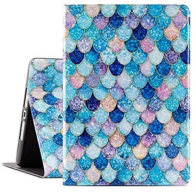 Drodalala 8th Generation iPad Case for Girls, i...