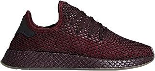 Mens Deerupt Runner Casual Sneakers, Burgundy, 10.5