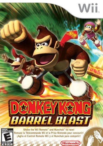 Nintendo Donkey Kong Jet Race, Wii