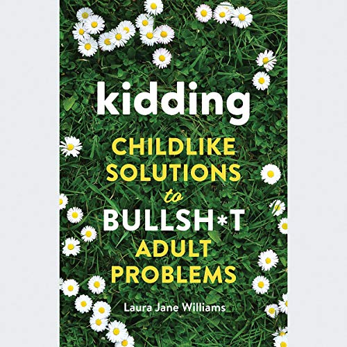 Kidding audiobook cover art