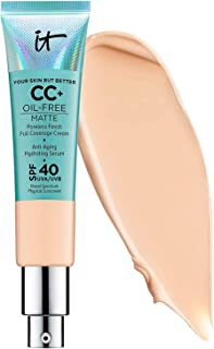 Your Skin But Better CC Cream Oil-Free Matte with SPF 40 - Light Medium