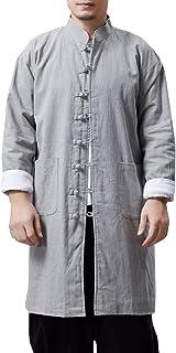 XINHEO Men Adult Martial Arts Fleece Lined Windbreaker Coat Jacket