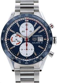 タグ・ホイヤー TAG HEUER カレラ キャリバー16 クロノグラフ CV201AR.BA0715 新品 腕時計 メンズ (W186816) [並行輸入品]
