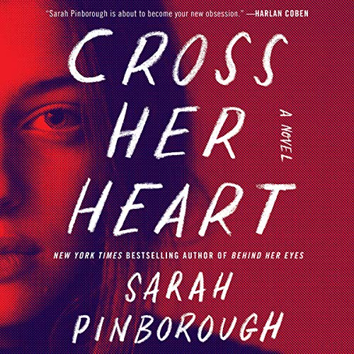 Cross Her Heart audiobook cover art