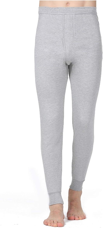 Nessuno//marca degli uomini ultra morbidi biancheria intima termica lunga Johns set moda sottile cotone leggings