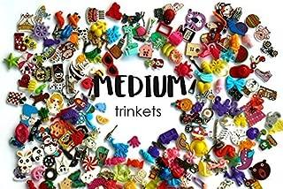 TomToy Medium Mixed I Spy trinkets for I spy Bag/ Bottle, 2-4cm, Set of 200 trinkets