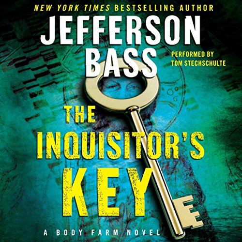 The Inquisitor's Key audiobook cover art