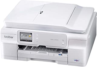 brother A4インクジェットプリンター複合機/10/12ipm/両面印刷/無線LAN/ADF DCP-J757N