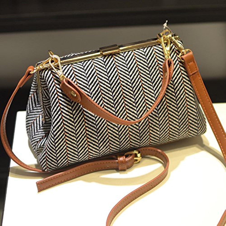 TSLX-Schultertaschen Umhängetaschen Single Schultertasche, Handtasche B0784B4XYJ  Modisch