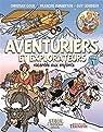 Aventuriers et explorateurs racontés aux enfants, Tome 1 - BD par Goux