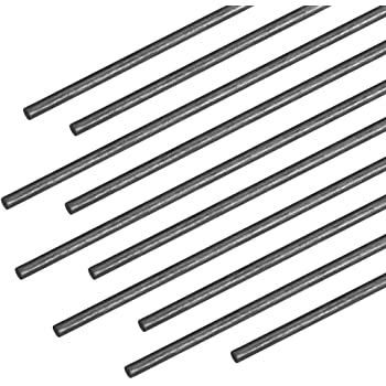 PULTRUDED-Flat Carbon Fiber Bar 2 1mm x 4mm 1000mm 100/% Pultruded high...