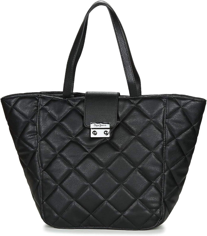 Pepe Jeans London, Tasche Tasche Tasche ALYSA schwarz B07GNRL95J  Neuartiges Design 6fafe9