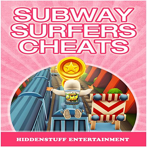Subway Surfers Cheats audiobook cover art