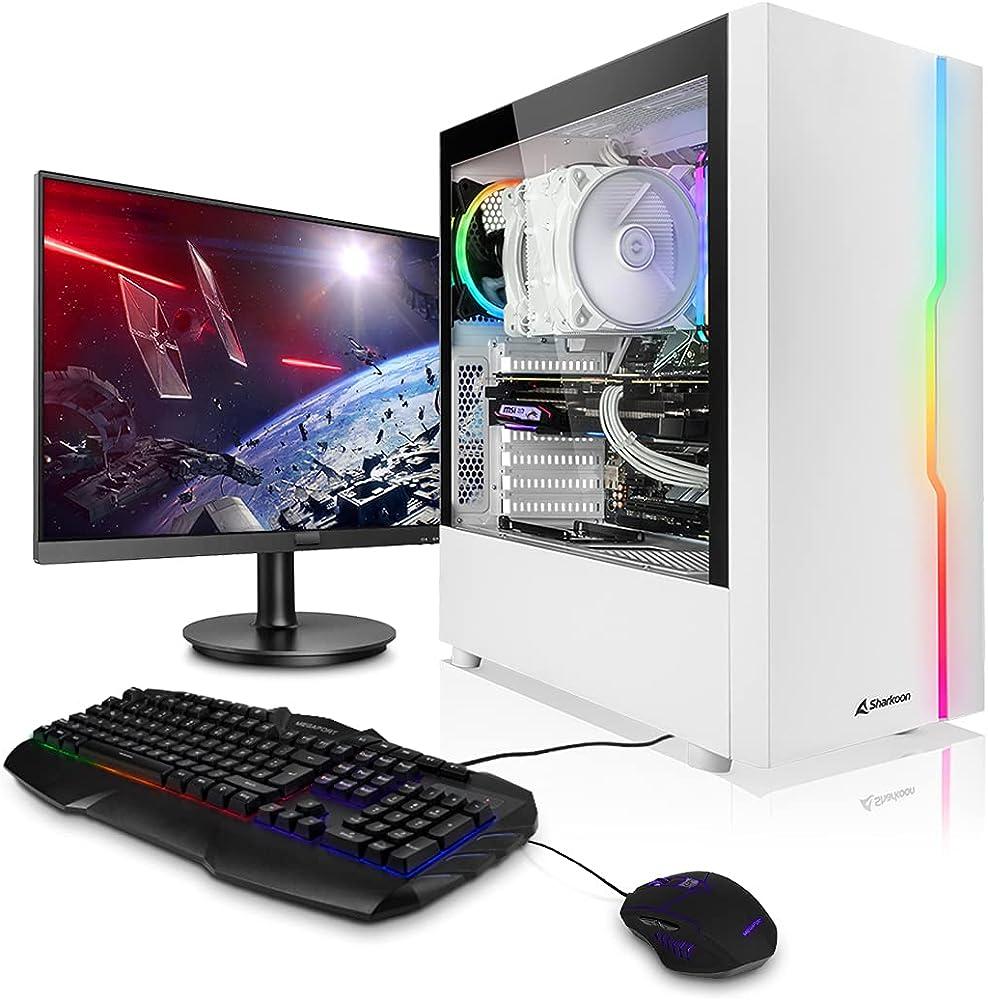 Megaport pc-gaming intel core i5 geforce gtx1650 • 16gb ddr4 • windows 10 • 500 gb m.2 ssd ?54-IT