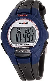 Timex Men's 'Ironman' Quartz Resin Pocket Watch, Color:Digital (Model: TW5K94100)