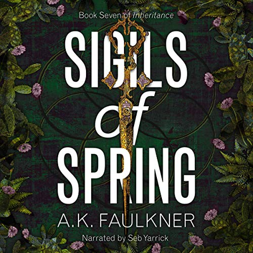 Sigils of Spring  By  cover art