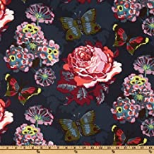 FreeSpirit Fabrics Anna Maria Horner LouLouThi Clippings Passion Fabric By The Yard