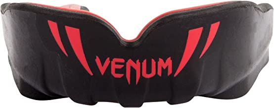 Venum Challenger Kids Mouthguard, Black/Red, One Size