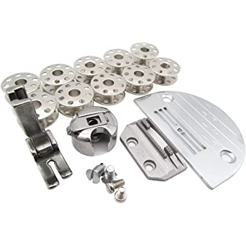 Rodillo prensatelas, Industrial Multi Función Quilting alimentación pie prensatelas para máquina de coser DIY ...