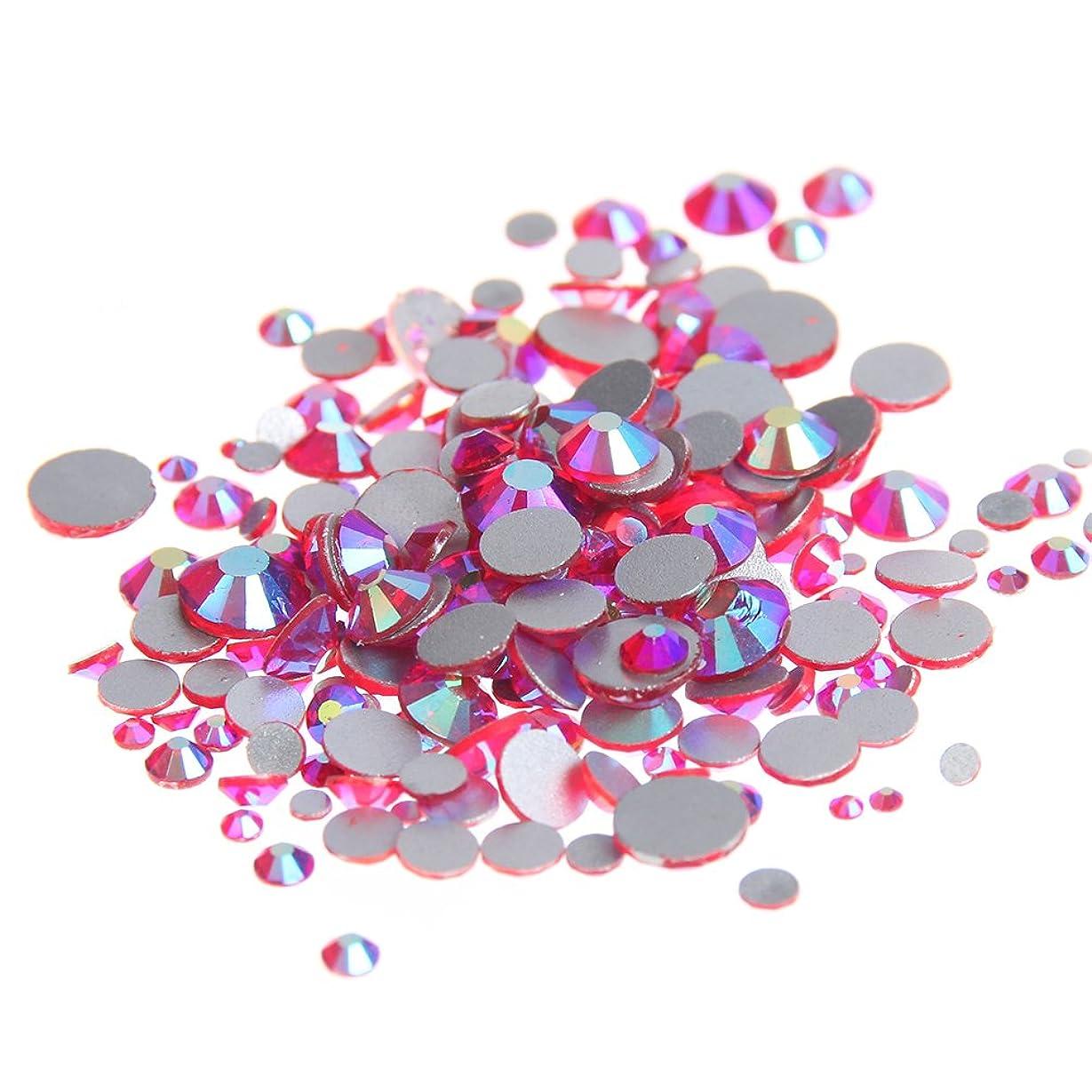 付属品スライス君主制Nizi ジュエリー ブランド ライトシャムオーロラ ラインストーン は ガラスの材質 ネイル使用 型番ss3-ss30 (SS16 1440pcs)