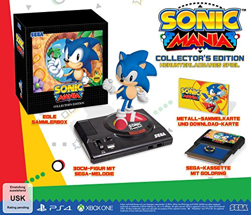 Sonic Mania Collectors Edition - [Xbox One]