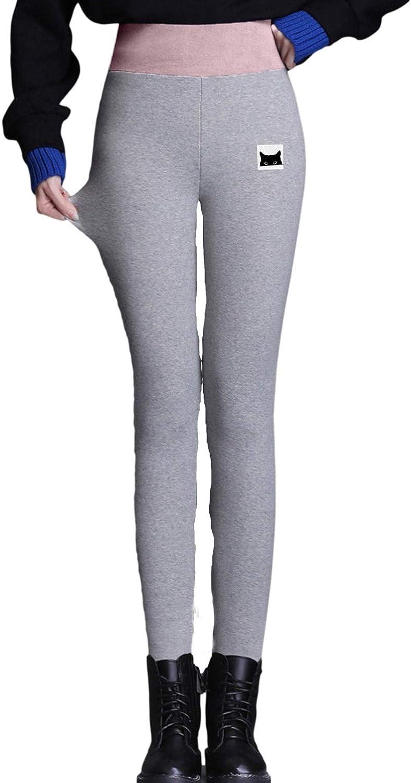 Womens Legging Super Thick Cashmere Plu Fort Worth Mall Max 81% OFF Winter Leggings Ladies