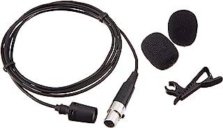 Shure CVL Centraverse Clip-On Lavalier Condenser Microphone