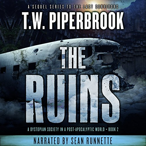 The Ruins, Book 2 audiobook cover art