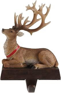 COOP Lying Reindeer Stocking Holder (Single)