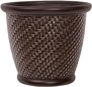 Best outdoor wicker planter pots Reviews