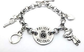 Pulsera POLÍCIA NACIONAL (Temática Profesiones)