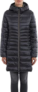 Save The Duck Luxury Fashion Womens D4491WIRIS901464 Grey Down Jacket | Fall Winter 19