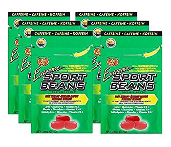 Jelly Belly Sport Beans - Extreme Watermelon - 6 Packs