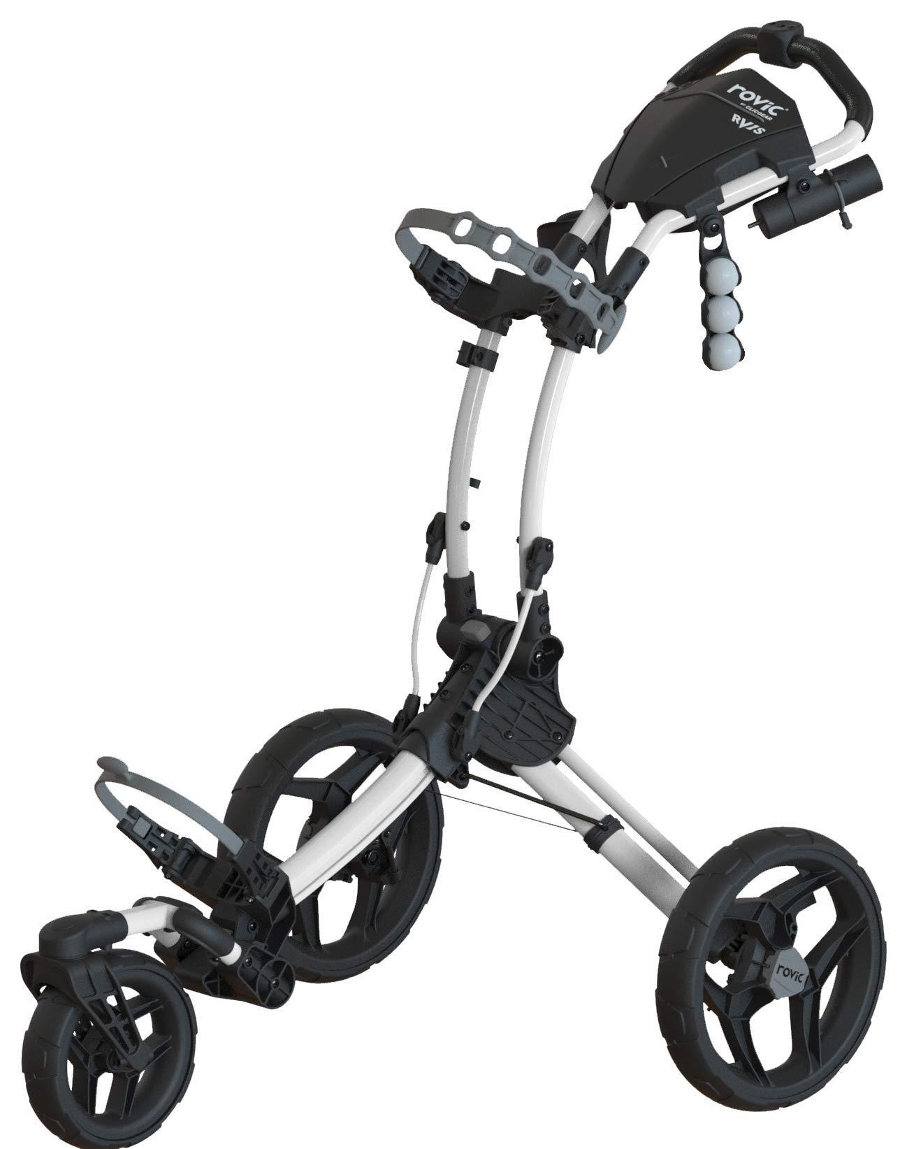 Clicgear Rovic Swivel 3 Wheel Arctic