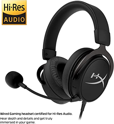 HyperX HX-HSCAM-GM Cloud Mix Cuffie per il Gaming Cablate, Nero - Trova i prezzi più bassi