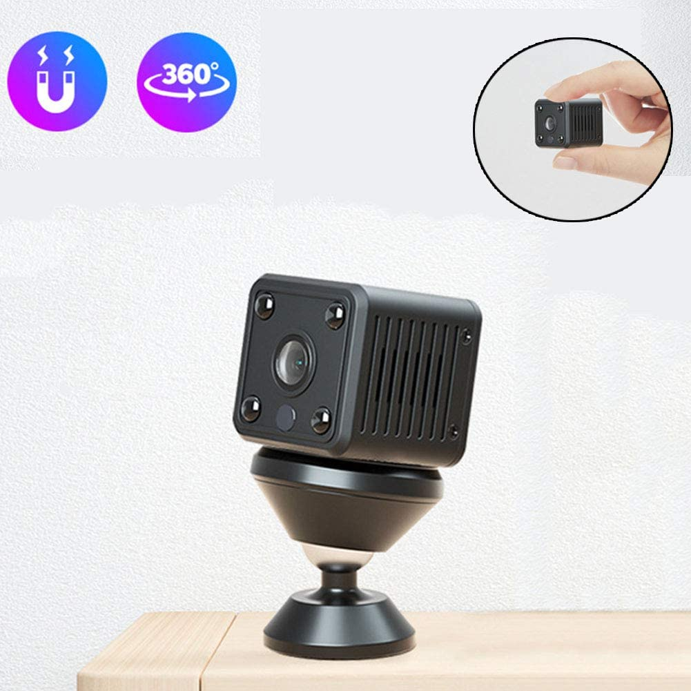 MOORRLII Security low-pricing Camera Wireless 720p Netwo Hd Gifts Mini Home