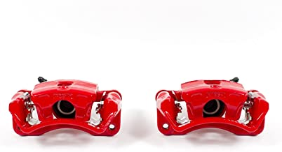 Power Stop S1692 Red Powder-Coated Performance Caliper