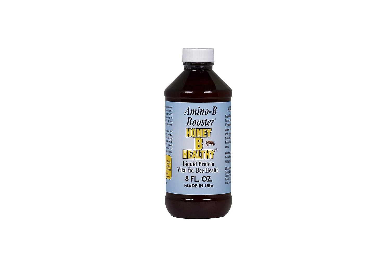 Amino-B Booster 8 oz. Bottle, Liquid Protein Vital for Bee Health