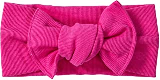Greetuny 10 colores Newborn Headband Bow Cute Christening Headband Baby Girl Knitted Elastic Headscarf Photography Prop Ne...
