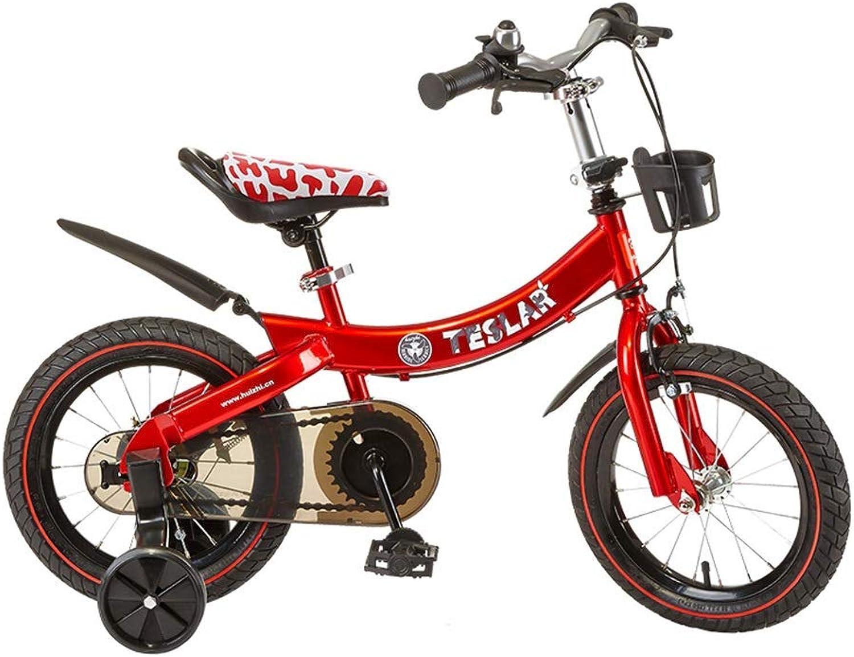 Blau Bikes rot Girl Bike Kinderfahrrad Schülerfahrrder 12,14,16 Zoll Fahrradfahrrder für Kinder 2-8 Jahre alt