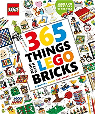 Need a LEGO book to keep the ideas flowing? Try 365 Things to do with LEGO Bricks!