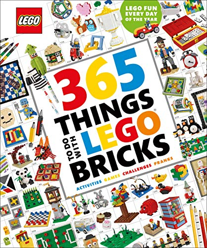 365 Things to Do with LEGO Bricks: Lego...
