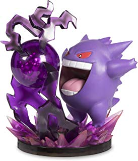 Pokémon Center Gallery Figure DX: Gengar - Shadow Ball
