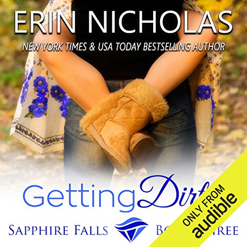 Getting Dirty audiobook cover art